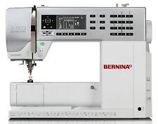 Bernina B550qe Máquina De Coser (7 años de garantía)
