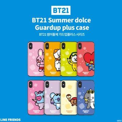 Official Kpop BTS BT21 Phone Case Cover Dual Slide Summer Version For Samsung   eBay