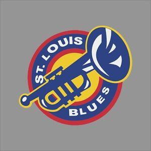 St Louis Blues #2 NHL Team Logo Vinyl Decal Sticker Car Window Wall Cornhole