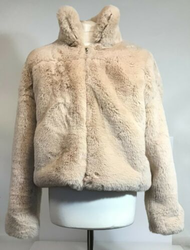 Forever 21 Woman's Coat Blush Color Size Large