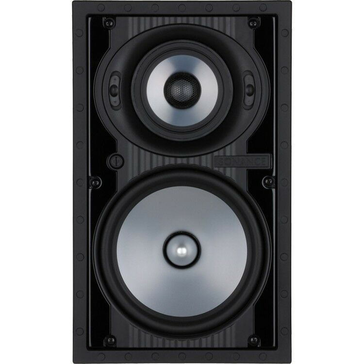 SONANCE VP89 flagship 8  3-way pivoting In-Wall Speakers w grille 92587 93008