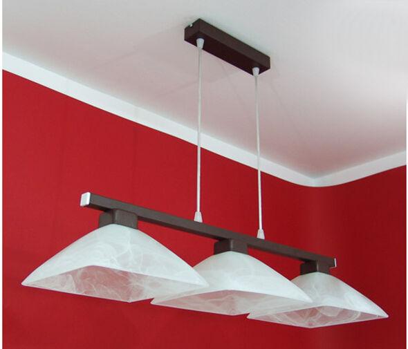 Hängelampe Hängeleuchte Designerleuchte Bloom 225 3 Leuchte TOP DESIGN Lampe