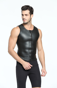 Men 2mm Neoprene Diving Shorts CR vest Tops Wetsuits Scuba Surf Swim Diving Suit