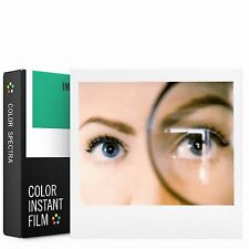 Impossible/Polaroid Color Film for Image/Spectra (Classic White Frame)