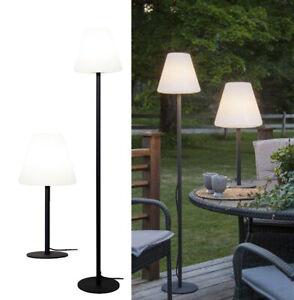LED-Gartenlampe-Tischlampe-PE-Lampe-Stehlampe-60-150-cm-IP65-E27-Indoor-Outdoor