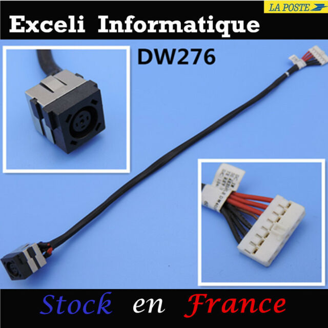 Brand New Original DC  JACK  CONNECTOR FOR DELL VOSTRO 3400 3500 50.4ES08.101