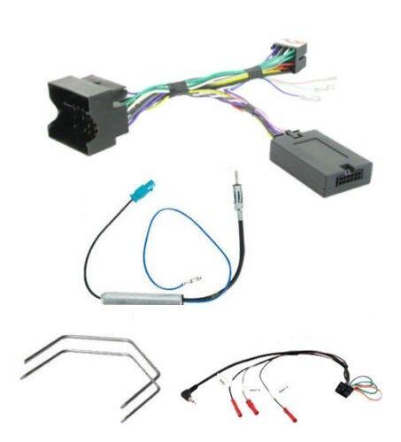 retiro llaves Adaptador De Control De Dirección Tallo Arnés Antena Vauxhall Corsa C D