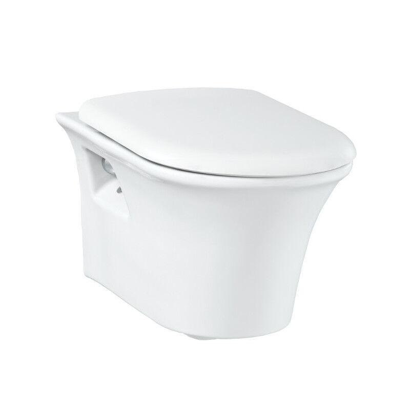Moon mur hung tout en un combiné Bidet WC avec siège