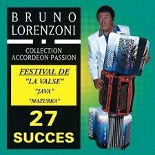 BRUNO LORENZONI - FESTIVAL DE LA VALSE DE LA JAVA D NEW CD