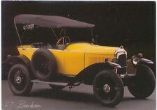 Citroen 5 HP 1923 MODERN postcard issued by Neufeld Verlag