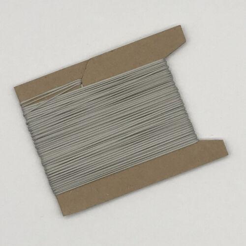 Spannschnur für Plissee 10 m Plisseeschnur 0,8 mm 8 Farben