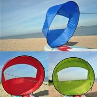 """42"""" Lightweight Scout Downwind Wind Paddle Popup Board Canoe Kayak Sail Outdoor"""