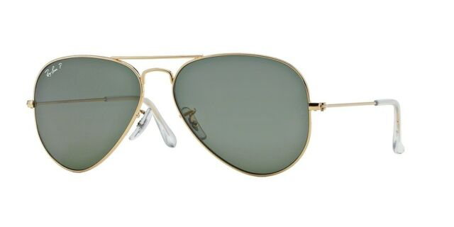 Rb Oroverde Aviator Da Occhiali 3025 Ray Ban 00158 Sole Metal rdWCxBEoeQ