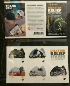 2020-AUSTRALIA-POST-DISASTER-RELIEF-STAMPS-LIMITED-PRINT-RUN
