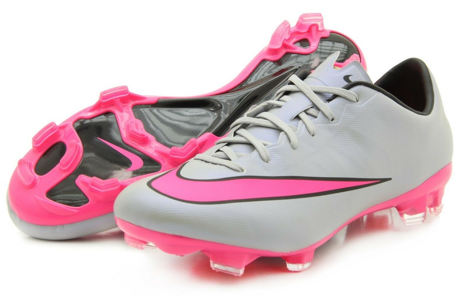 Nike Mercurial Veloce II FG para Hombre Estilo Botines De Fútbol 651618-060 precio minorista sugerido por el fabricante  130