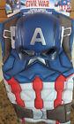 NEW Marvel Captain America Civil War 2-Piece Kid's Costume- Size 4-6