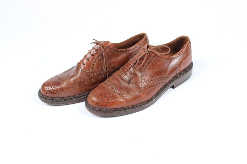 john est brommel est john goodyear oxford hommes chaussures taille uk9 eu43, véritable e1e93e