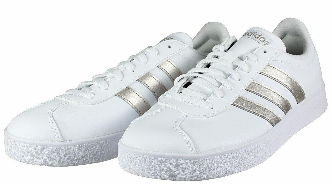Adidas Donna Scarpe Casual da da da Ginnastica Moda Vl Court Corsa Nuovo Ee4022 04f660