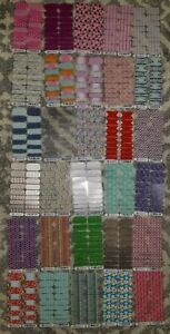 HUGE-Lot-JAMBERRY-Nail-Wraps-30-FULL-SHEETS-Exclusives-Retired-Styleboxes