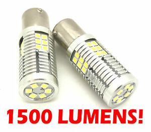 High-Power-Reverse-Light-Bulbs-30-LED-Canbus-P21W-For-Nissan-Qashqai-2-07-On