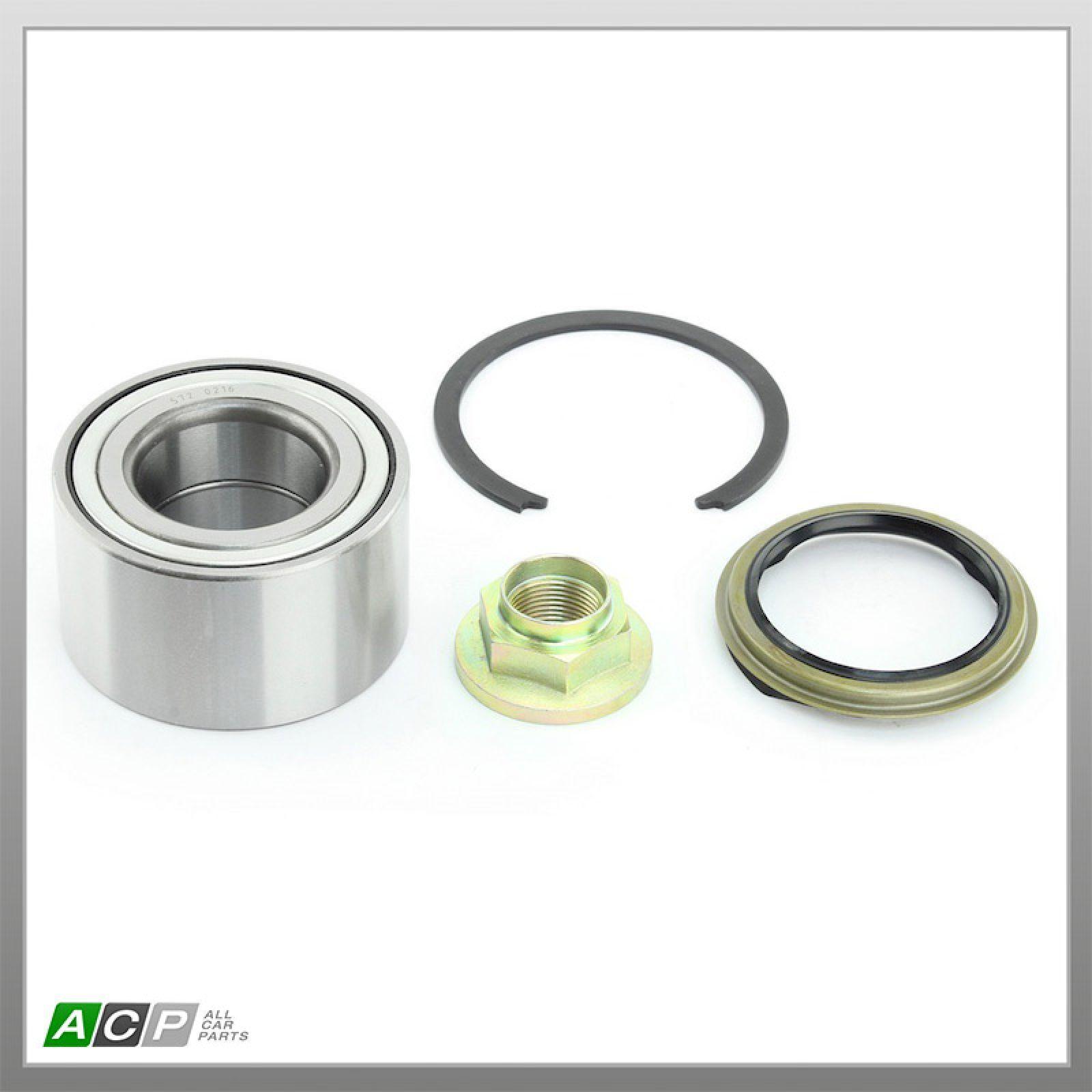 Fits Mazda MX-6 2.5 24V ACP Front Wheel Bearing Kit