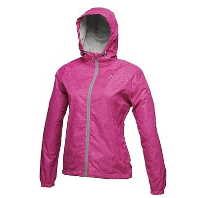 Women/'s dare2b Luckstruck Waterproof and Breathable Lightweight Packaway Jacket.