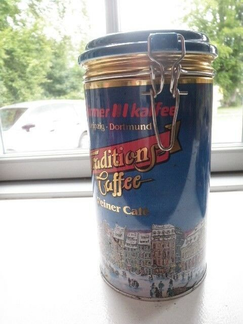 Dåser, kaffe dåse