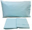St-sheets-4-pieces-MAE-039-IN-COLOURS-Double-2-squares-100-Cotton