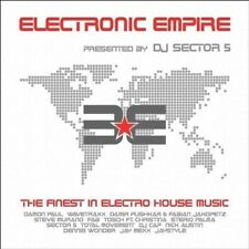 CD Electro Electronic Empire von Various Artists 2CDs