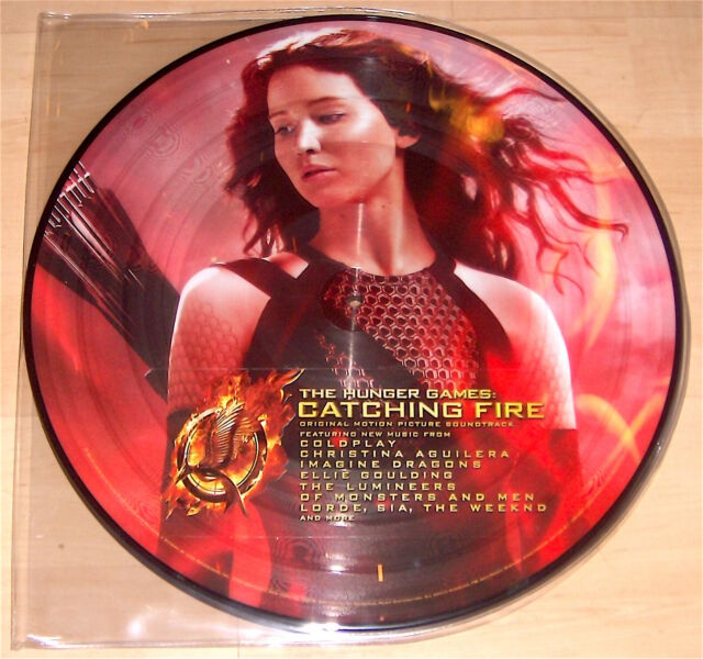 The Hunger Game: Catching Fire *** Original Soundtrack 2x ...