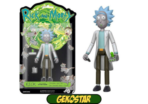 Rick Rick and Morty Funko Action Figure
