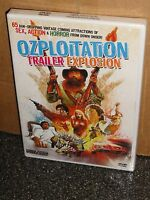 Ozploitation Trailer Explosion (dvd) 65 Jaw Dropping Vintage Coming Attractions