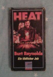 Heat-Ein-toedlicher-Job-Vhs-Burt-Reynolds-Raritaet