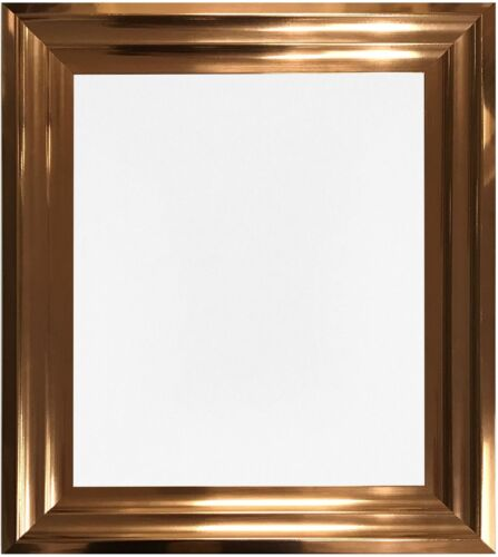 Firenza cuivre photo cadres photo en 36 Tailles SUPERBE ART DECO DESIGN