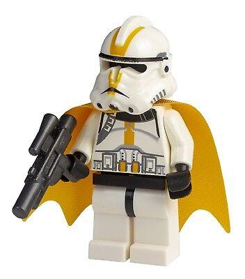 White Ep 3 LEGO® Star Wars™ EP3 Clone Trooper