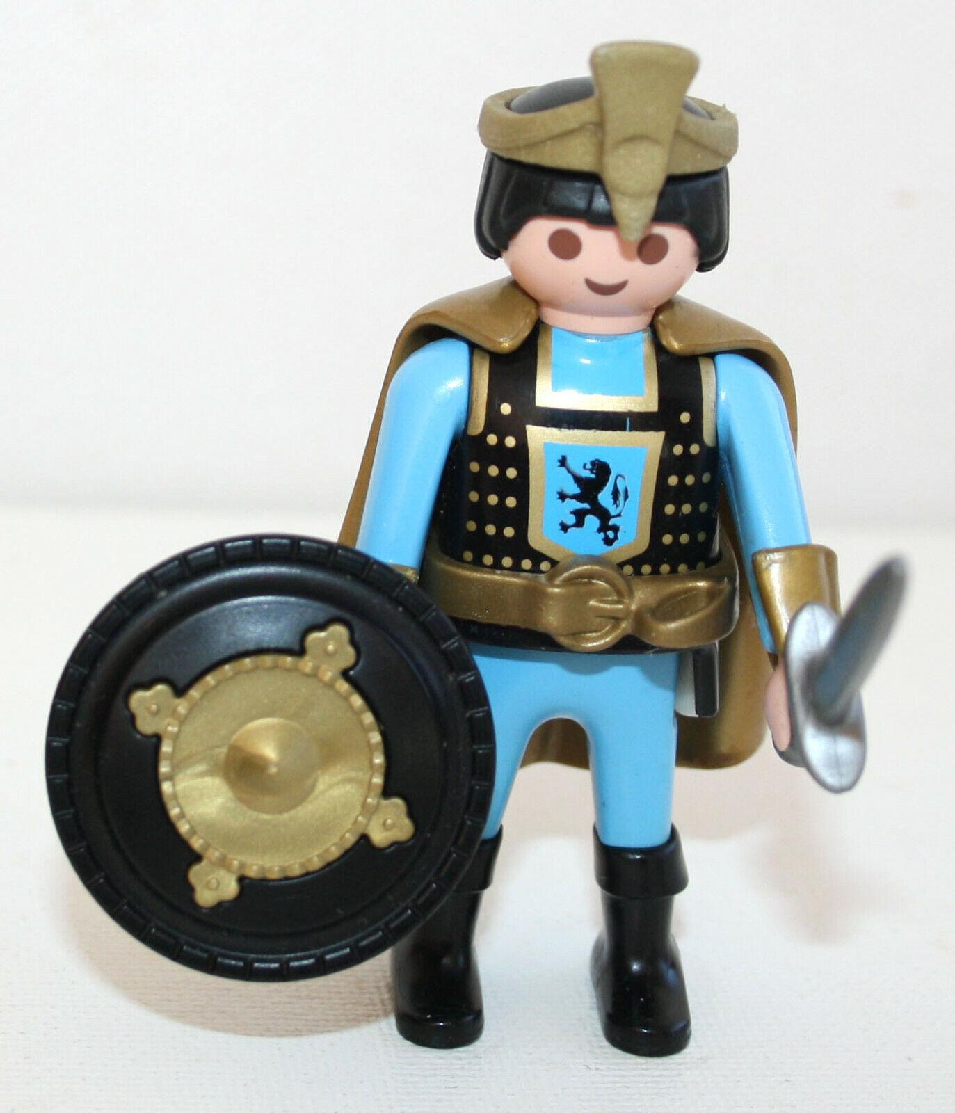 Playmobil moyen âge prince 4505
