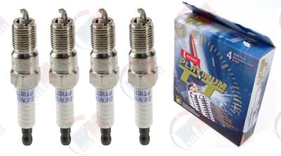 4 pc Denso Platinum TT Spark Plugs for Ford Escape 2.3L L4 2005-2008 Tune Up kp