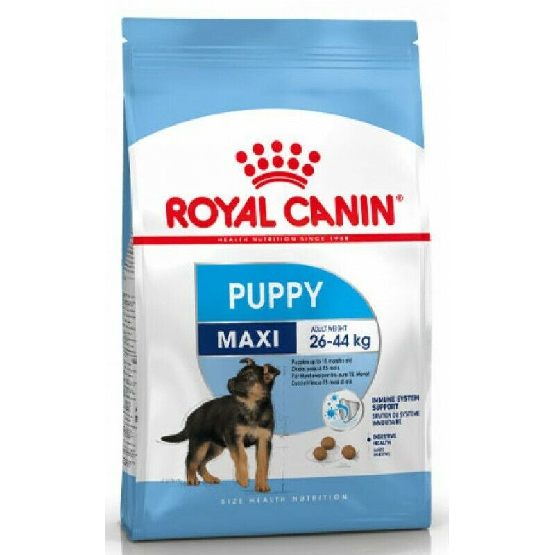 Royal Canin Maxi Puppy 15 Kg Crocchette per Cane Cuccioli