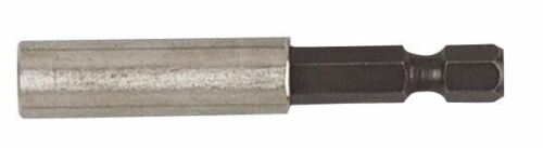 Athlet Magnetic bit holder with strong permanent magnet