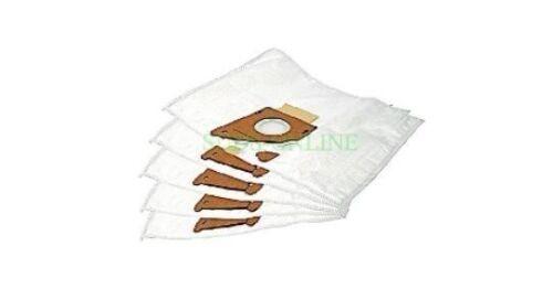 BAG262 BOSCH TYPE G ELECTRUEPART CLOTH VACUUM CLEANER DUST BAGS 5PK NEW