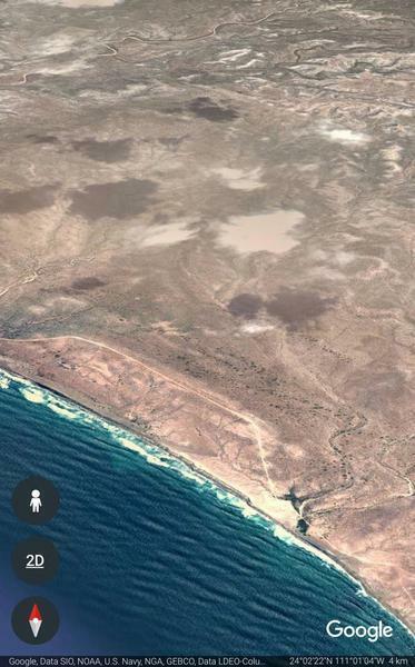 Terreno Venta, La Paz, Baja California Sur - San Carlos