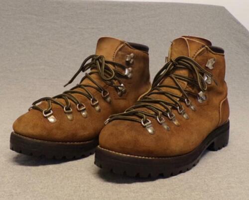 Vintage Dexter Leather Alpine Mountaineering Outdo
