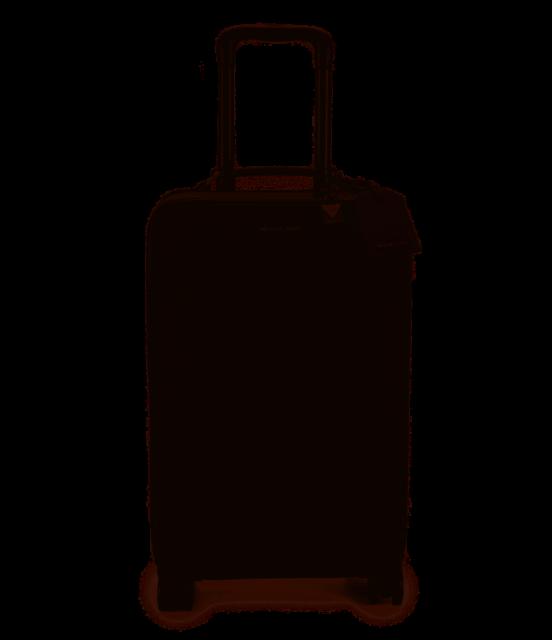 375ed74b6066 MICHAEL KORS Signature Black Travel Trolley Carry On 4 Wheel Suitcase NWT