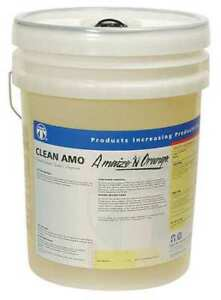 Master Chemical Cleanamo/5 Liquid 5 Gal. Solvent Cleaner Degreaser, Pail
