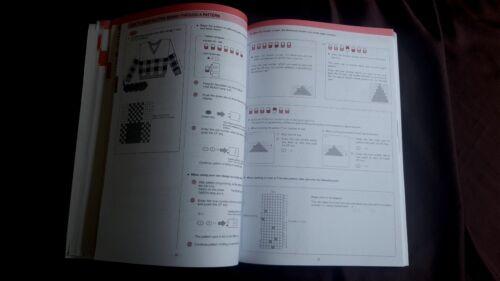 Brother Knitting Machine Standard Gauge Instruction Book Kh 950i New Book