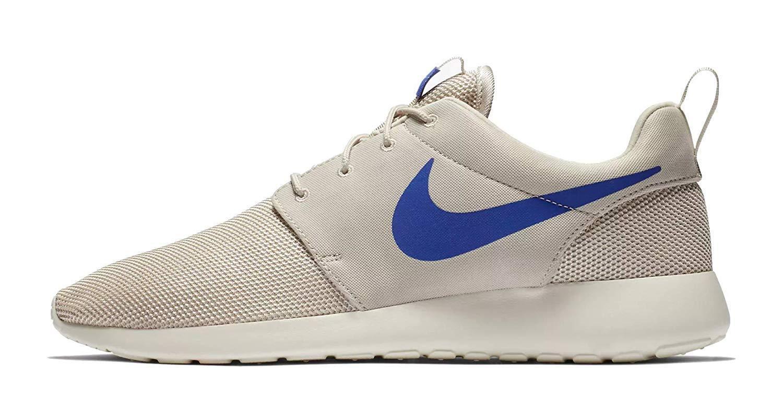 Nike Roshe One Desert Sand purple bluee