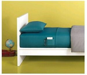 NEW Room Essentials Dorm 3PC Sheet Set Twin XL Cloud Turquoise w