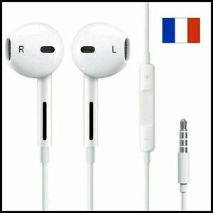 Ecouteur .iphone/Samsung/Tout model - KIT PIETON MAIN LIBRE OREILLETTE jack3.5mm