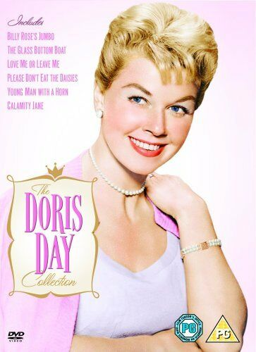 Doris Day Collection - 2005 Doris Day, Kirk Douglas New Sealed UK Region 2 DVD