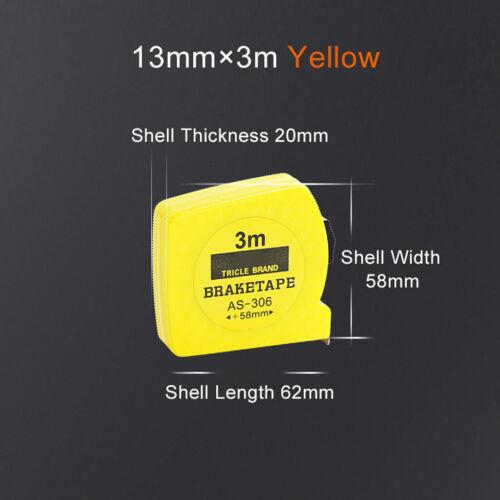 Mini Tape Measure Nickel Plated Steel 2 3 3.5 5m Metric ABS Covered Retractable